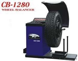 Zυγοστάθμιση ελαστικών TRUCK wheel balancer CB-1280