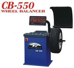 Zυγοστάθμιση ελαστικών wheel balancer Cb-550