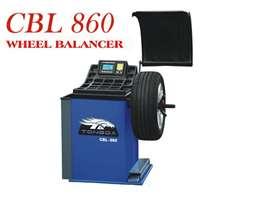 Zυγοστάθμιση ελαστικών wheel balancer cbl-860