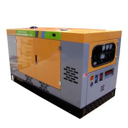 Γεννήτρια πετρελαίου υδρόψυκτη κλειστού τύπου 1.500rpm 12,5KVA DEK10ST