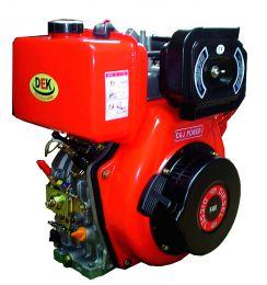 Πετρελαιοκινητήρας F460 DG 12hp με μίζα και σφήνα 25,4