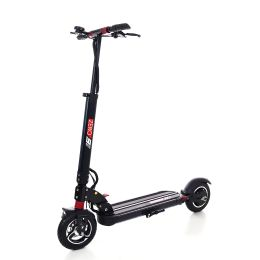 ZERO 9 Electric scooter , 40-45 Km Range, Top Speed 48 Km / h, Motor 600W, 9″ Pneumatic wheels (Black)