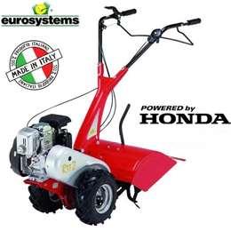 Φρέζα σκαπτικό βενζίνης 5.5HP EUROSYSTEMS RTT2-HONDA