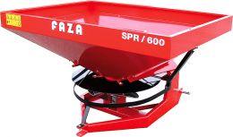 Αναρτώμενος λιπασματοδιανομέας FAZA SPR-600 τετράγωνος