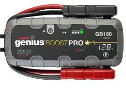 UltraSafe Εκκινητής Οχημάτων Μηχανημάτων NOCO genius Boost Pro GB150 12V 4000A