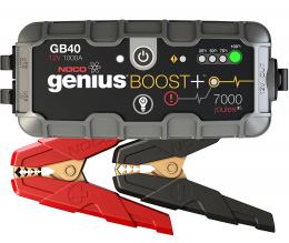 UltraSafe Εκκινητής Οχημάτων Μηχανημάτων NOCO genius Boost Plus GB40 12V 1000A