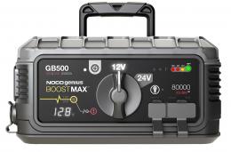 UltraSafe Εκκινητής Οχημάτων Μηχανημάτων NOCO genius Boost Max GB500 12V & 24V 20000A