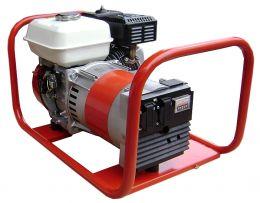 Γεννήτρια βενζίνης SINCRO 4.2 KVA μονοφασική HONDA Gx 160