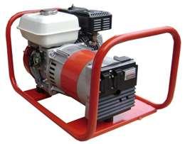 Γεννήτρια βενζίνης SINCRO 4,8 KVA ΜΕ AVR και κινητήρα ZS177F
