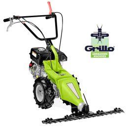Μοτοχορτοκοπτικό βενζίνης Grillo G55