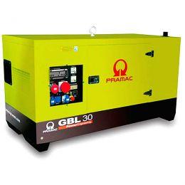 Γεννήτρια πετρελαίου PRAMAC ιταλίας GBL 30D 29KVA και deutz