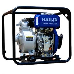 Αντλητικο συγκροτήμα πετρελαιοκίνητο με αντλία υψηλής πίεσης HL50CXL 6hp