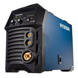 Ηλεκτροσυγκόλληση Hyundai σύρματος ηλεκτροδίου INVERTER MIG-200 DC