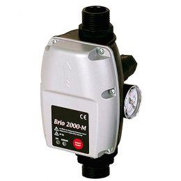Ηλεκτρονική μονάδα ελέγχου αντλίας BRIO 2000 MAX 1,5Kw με ρύθμιση της πίεσης εκκίνησης