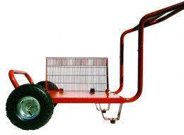 Βάση με τροχούς αέρος για ψεκαστικά και υδροπλυστικά βενζίνης