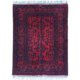 Khalmohamadi 144X100cm Oriental Nomad Rug