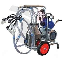 Αμελκτική μηχανή 2 προβάτων ή κατσικιών SUPER 1HP