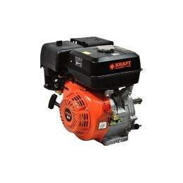 KRAFT Κινητήρας βενζίνης 9,0ΗΡ με άξονα σφήνα 25.4