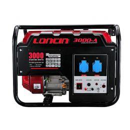 Μονοφασική Γεννήτρια Loncin LC3000-A
