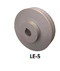 ΤΡΟΧΑΛΙΑ ΑΛΟΥΜ.ΚΩΝΟΣ για J609A-ιμάντα 9,5 LE-15