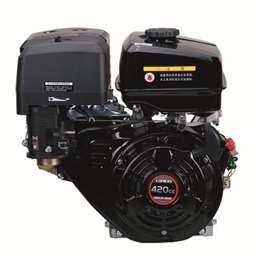 Βενζινοκινητήρας Loncin G420F με ηλεκτρική εκκίνηση