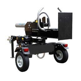 Σχίστης κορμών σε τρέιλερ 22Τν με βενζινοκινητήρα LS22B