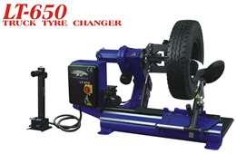 Ξεμονταριστής ελαστικών φορτηγών Tyre changer  Lt-650