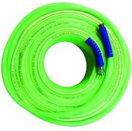 Λάστιχο πράσινο ψεκασμού πέντε στρωμάτων 8.5mmΧ14 με δύο λινά max 220 bar 100 μέτρων