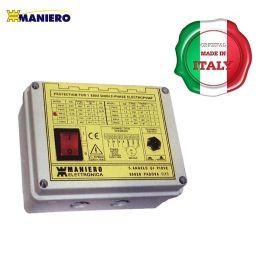 Πίνακας ελέγχου εκκίνησης 1.5HP MANIERO PM10/1.5-40C-10T-IL
