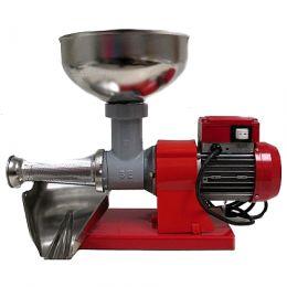 Ηλεκτρική Μηχανή για Σάλτσα Ντομάτας και κιμά Grifo SP3LI 0.50hp inox 150kg/h made in italy
