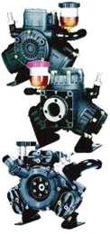 Μεμβρανοφόρα αντλία υψηλής πίεσης 550 στροφών 3.8hp