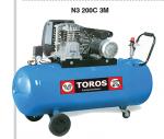 ΑΕΡΟΣΥΜΠΙΕΣΤΗΣ TOROS «Blue Line» N3-200C-3T