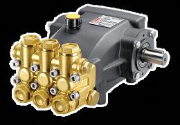 Αντλία υψηλής πίεσης HAWK NMT1820R made in italy