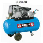 ΑΕΡΟΣΥΜΠΙΕΣΤΗΣ TOROS «Blue Line» N2,8S-100C-3T