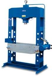 OMCN ART 157 υδραυλική κάθετη πρέσσα 40 ton