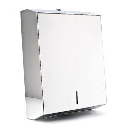 Dispenser paper towel INOX 37×28.5 (glossy)