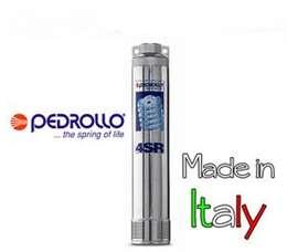 "PEDROLLO 4SR15/10 Υποβρύχια αντλία γεωτρήσεων 4"" χωρίς κινητήρα"