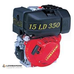 Κινητήρας πετρελαίου LOMBARDINI 7.5HP ΚΩΝΟΣ 15LD 350
