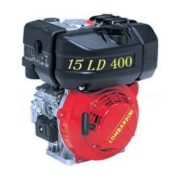 Κινητήρας πετρελαίου LOMBARDINI 10HP ΚΩΝΟΣ 15LD 400