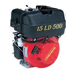 Κινητήρας πετρελαίου LOMBARDINI 12HP ΚΩΝΟΣ 15LD 500