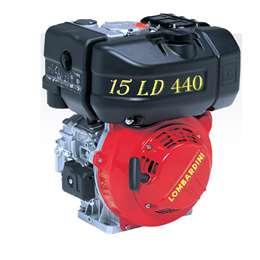 Κινητήρας πετρελαίου LOMBARDINI 11HP ΚΩΝΟΣ 15LD 440