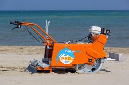 Μηχάνημα καθαρισμού ακτών – παραλιών PFG Delfino MADE IN ITALY