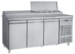Ψυγείο Σαλατών Με 3 Πόρτες
