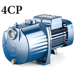 Αντλια επιφανειας 380V 1.0HP PEDROLLO 4CP100E