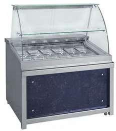 Ψυγείο Βίτρινα Σαλατών Frost