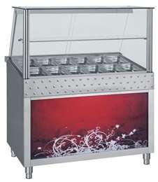 Ψυγείο Βιτρίνα Bf