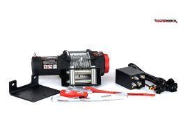 PowerWinch PW3500 – Εργάτης για ATV, UTV