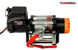Βαρούλκο για μικρό SUV PowerWinch PW6000E 6000lb 2722kg 1.9HP