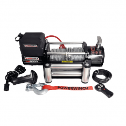 Powerwinch PW8000E 3629 kgs