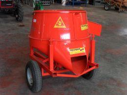 Αποφλοιωτής καρυδιών / ισχύς 220V /3 hp / χωρητικότητα κάδου 80 kg του εργοστασίου Pacchiano Ιταλίας